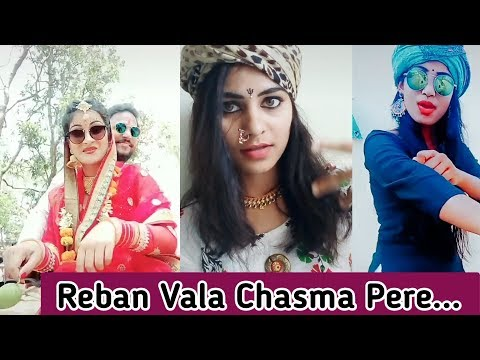 Download Reban Vala Chasma Pere | Tiktok Stars New Trending Compilation Videos HD Mp4 3GP Video and MP3