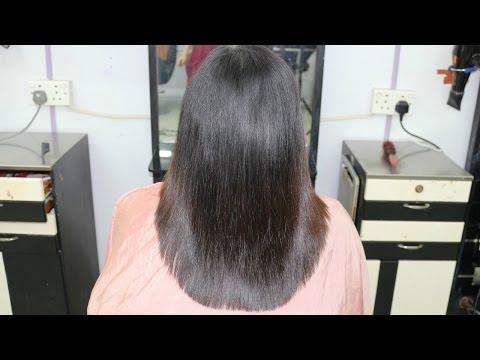 U  shape layer cut / Indra gurung