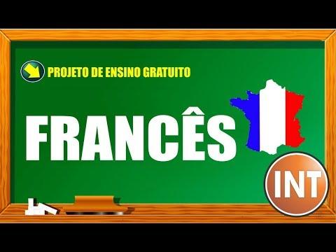 CURSO DE FRANCÊS ONLINE GRATUITO - AULA 01 - certificado opcional