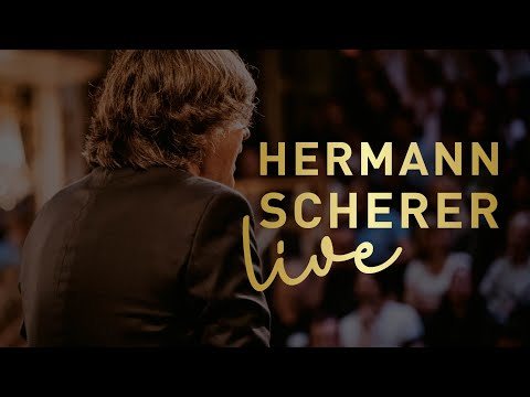Video - Hermann Scherer Live - Du hast Potential
