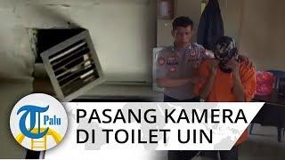 Kronologi dan Motif Pelaku Pasang Kamera Tersembunyi di Toilet UIN Alauddin Makassar
