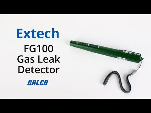 Extech's FG100 Combustible Gas Leak Detector