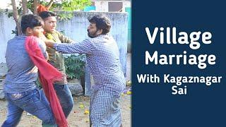 Marriage Prank On Family | Telugu Pranks | Mini Movie Entertainments
