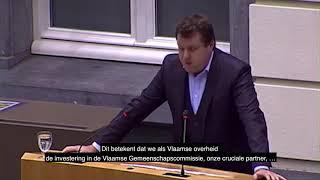 De band tussen Brussel & Vlaanderen, wat betekent dit eigenlijk?