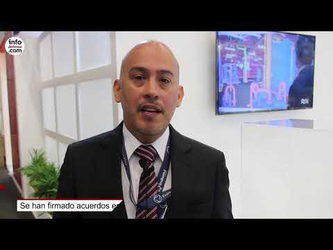El corresponsal de Infodefensa.com en Colombia, Erich Saumeth, hace un balance de Expodefensa