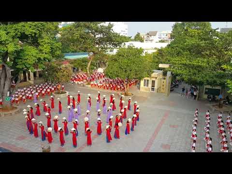 Chào buổi sáng - Trường Tiểu học Quang Trung