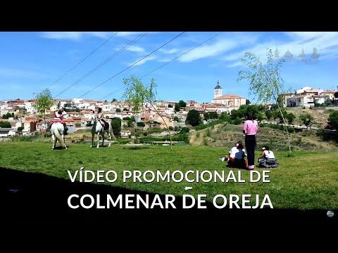 Vídeo promocional de Colmenar de Oreja