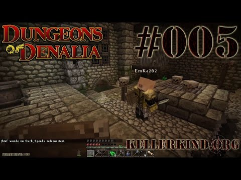 Minecraft Dungeons of Denalia [HD] #5 – Der Tod folgt uns ★ Let's Play Minecraft Custom Maps