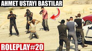 GTA 5 ROLEPLAY #20 HARAÇ İÇİN GELDİLER !!