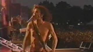 Aerosmith Livin' On The Edge Live Holland '94