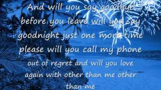 A million years by Teddy Geiger lyrics