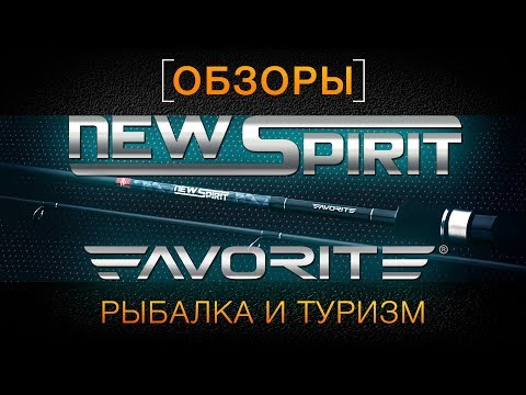 Спиннинг Favorite New Spirit