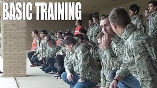 Air Force Basic Training   Air Force Boot Camp Training