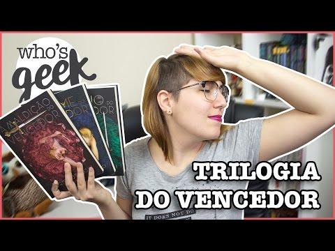 5 Motivos para ler a Trilogia do Vencedor + SORTEIO | Review #30