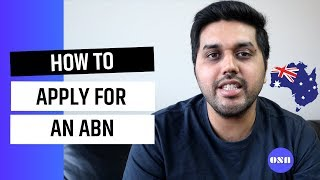 How to apply ABN as an international student in Australia | Step by step | Uber Eats