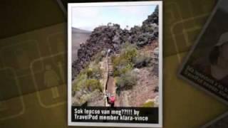 preview picture of video 'Az egyik legaktivabb vulkan: Piton de la Fournaise Klara-vince's photos, Reunion'