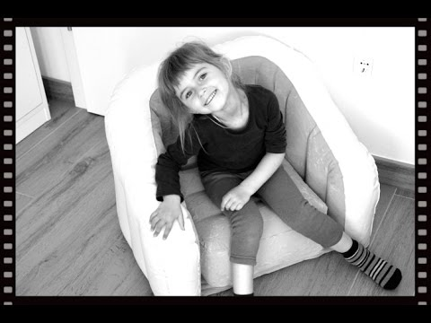 Intex aufblasbarer Kinder Sessel im Test - Unser Tipp