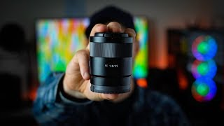 Sony Zeiss FE 55mm F1.8 Review - Amazing, Fast & SHARP!