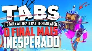 O FINAL MAIS INESPERADO DO MUNDO! - Totally Accurate Battle Simulator Online