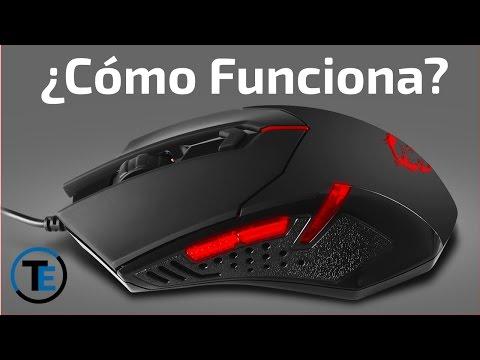 ¿Cómo Funciona? #5 Mouse Óptico