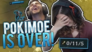 POKI MOE DUO IS OVER! & PUBG w/ Offline TV!