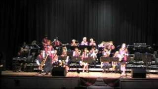 Turn up the Heat - Dana Jazz Band 2008-2009