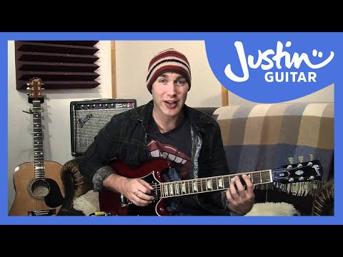 Triad Chords Grip - Easy Guitar Chords - Stage 5 Guitar Lesson [IM-151]