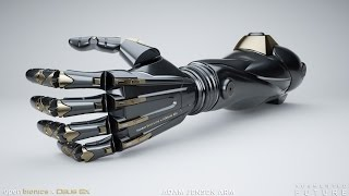 3DNews Daily 650: новое имя OS X,бионические протезы в стиле Deus Ex и боевой робот RoBattle