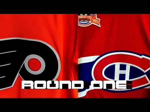 Round One Preview: Philadelphia Flyers vs Montreal Canadiens