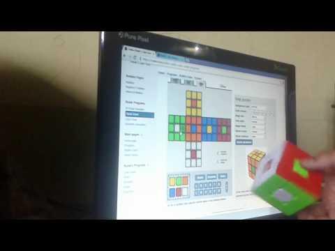 Rubiks cube solver website||online rubik's cube solver||rubix cube solver||how to solve rubik's cube