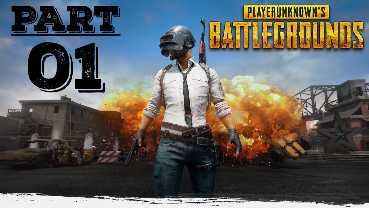 PUBG – Part 01: SirDuderich & Renton betreten die Battlegrounds