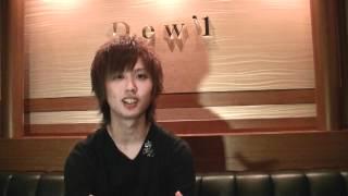 特集「ホストの前職ホストになった理由@歌舞伎町clubDew'l信侍」