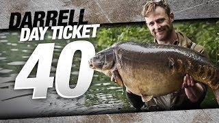 Darrell Peck   Day Ticket 40 | Carp Fishing Korda
