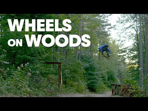 Professional Skateboarders Hit the Forest