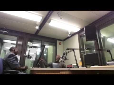 Bello Shagari's interview With VOA Hausa in Washington DC