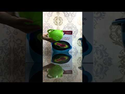 Set de tazones plásticos para mezclar - IN STOCK