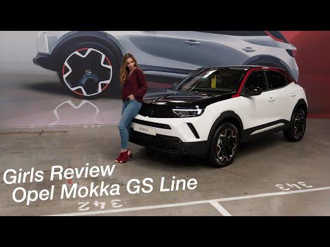 Larissa zeigt euch den Opel Mokka GS Line / Girls Review - Autophorie