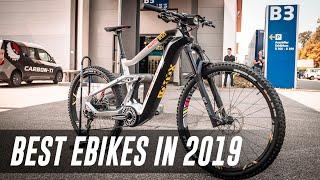 Top 5 - Hottest Ebikes for 2019 | EMTB DREAM BIKE CHECK
