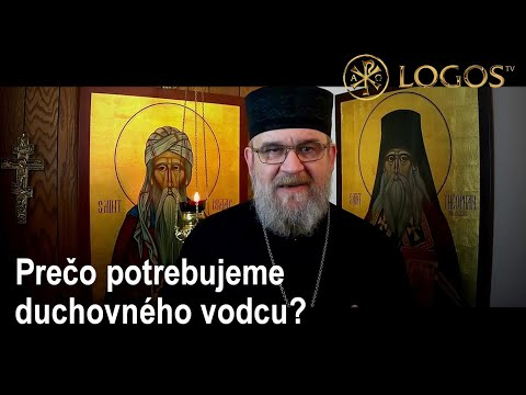 OTCOVIA PÚŠTE (144) - Sv. Izák Sýrsky - Potreba duchovného vodcu