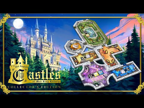 Castles of Mad King Ludwig: Collector's Edition