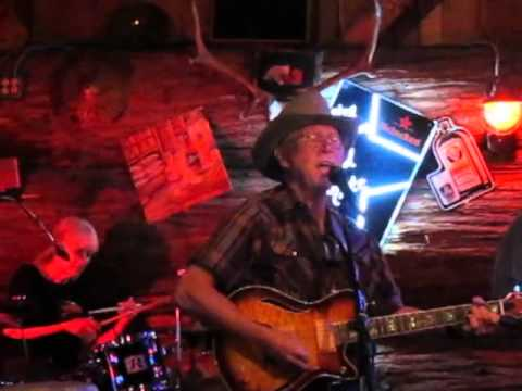 Louie Bond with Wild Coyote Band The Dance 10/27 Lumberjack