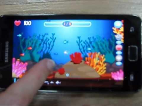Видео Голодная рыба