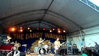 "Dandy Warhols new song ""The Wow Signal"" at Sled Island"