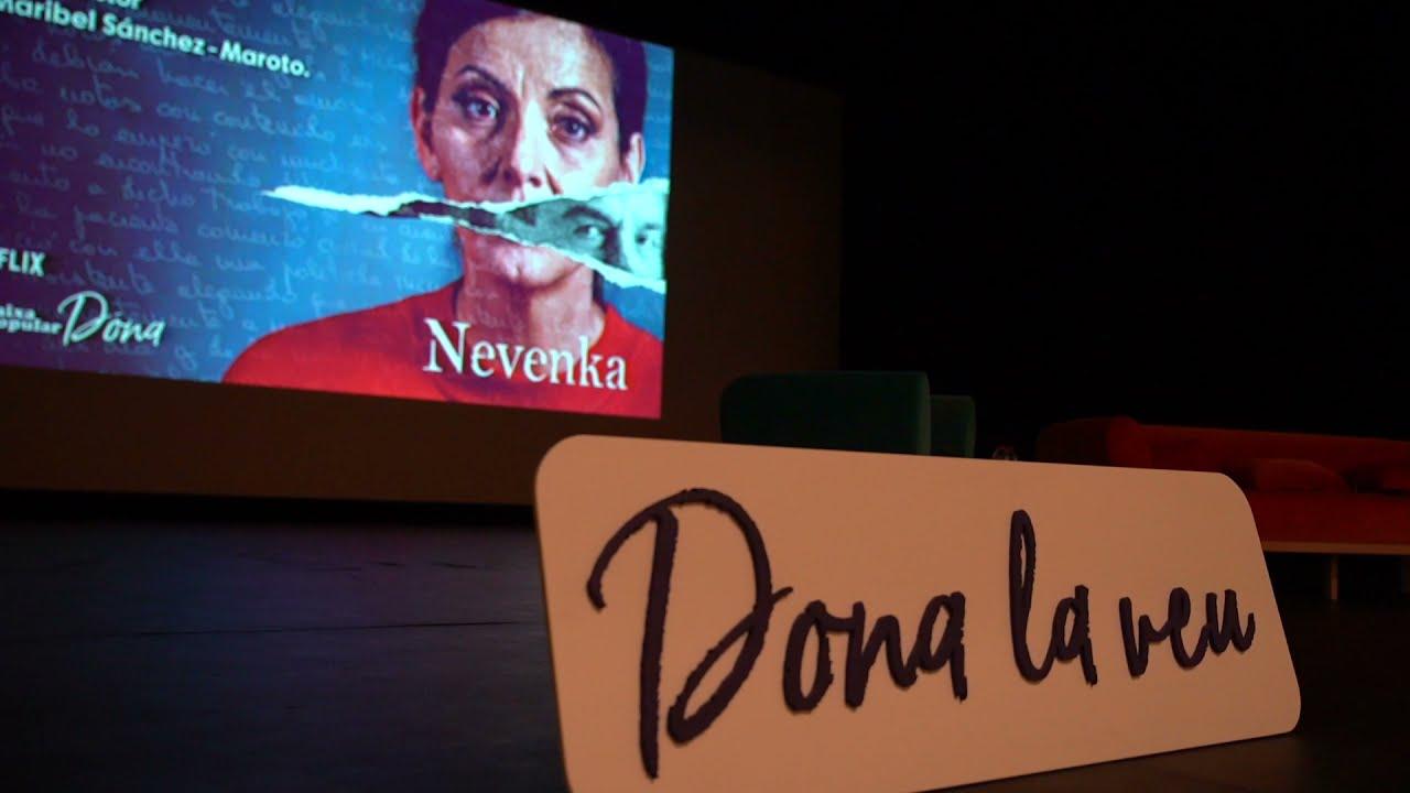 Presentación Nevenka en Auditori Torrent