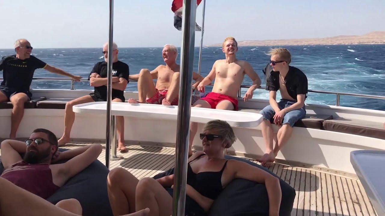 Klubtur til Rødehavet