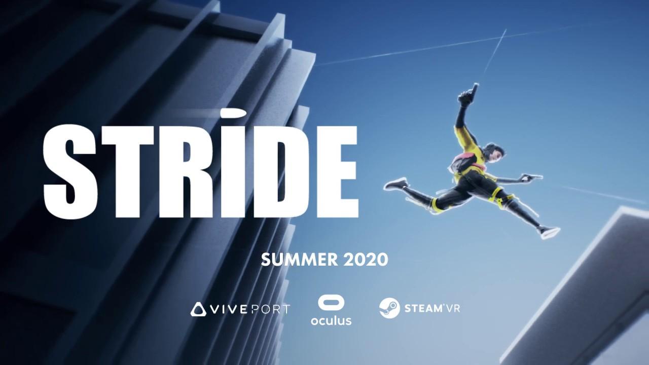 Трейлер игры STRIDE