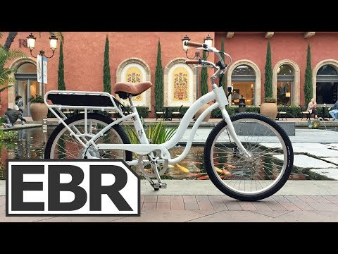Electric Bike Company Model S Video Review – $1.9k Powerful Cruiser Ebike