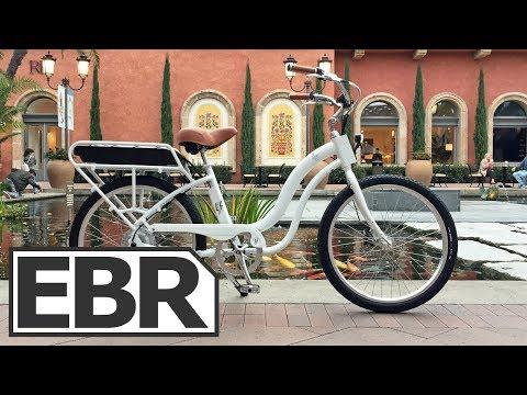 Electric Bike Company Model S Video Review – $1.9k Powerful Cruiser Ebike