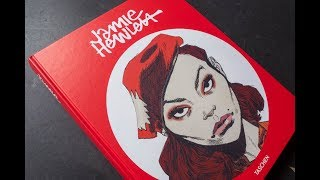 The Art Of Jamie Hewlett (flip Through)