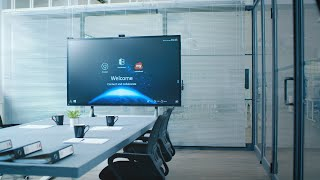 Smart Office. Visual Collaboration. Simplified. ViewSonic Flagship Corporate ViewBoard IFP70 Series​